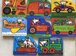 Литература на иностранных языках - Maisy детские книги на английском языке, 0