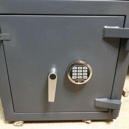 Сейфы - Огневзломостойкий сейф с кодовым замком, 0