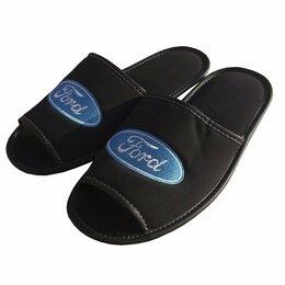 Домашняя обувь - Тапочки Форд, 0