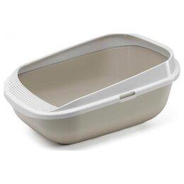 Туалеты и аксессуары  - Moderna Comfy Step (57x42x25h см) Серый…, 0