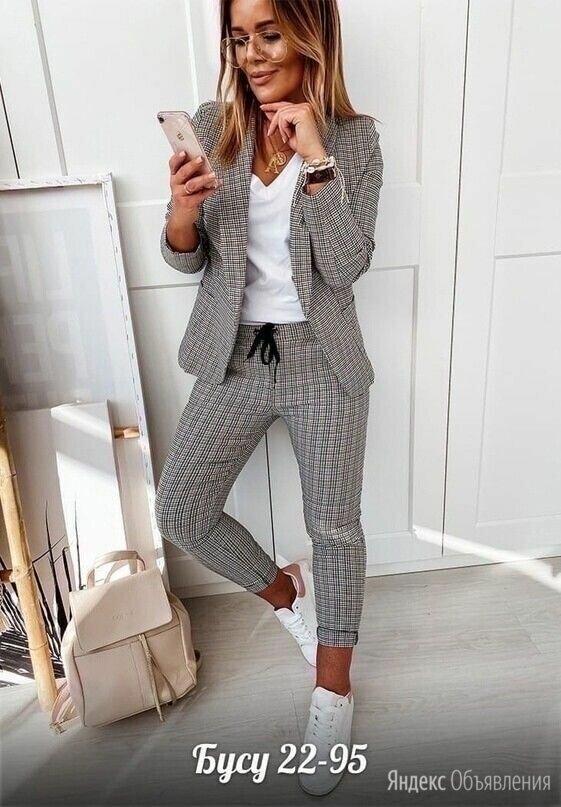 брючный костюм женский  по цене 1200₽ - Костюмы, фото 0