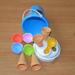 """Подарочные наборы - Набор для игры в песок """"Мороженое"""", 0"""