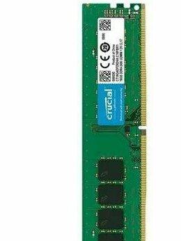 Модули памяти - ОЗУ Crucial DDR4 2400 MHZ 16GB, 0