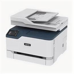 Принтеры, сканеры и МФУ - Цветное МФУ Xerox С235 A4, 0