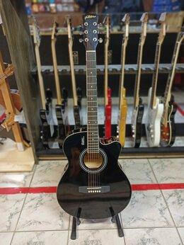 Акустические и классические гитары - Гитара электроакустическая, 0