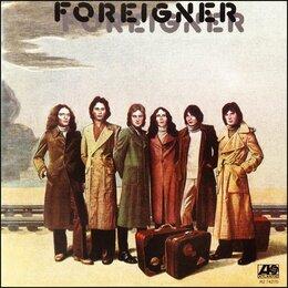Музыкальные CD и аудиокассеты - CD-DISC FOREIGNER FOREIGNER 1977, 0