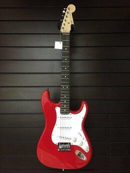 Электрогитары и бас-гитары - FENDER SQUIER MM STRATOCASTER HARD TAIL RED, 0