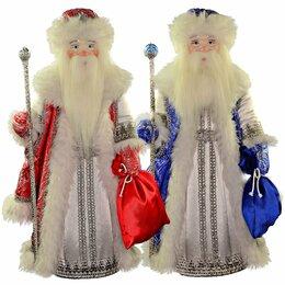 Новогодние фигурки и сувениры - Подарочная кукла Морозко новогодний hand made…, 0