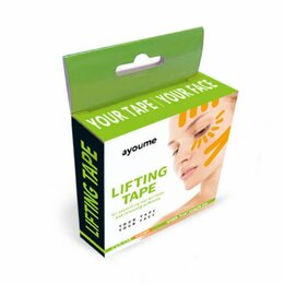 Дезинфицирующие средства - Кинезио тейп для лица Ayoume Kinesiology Tape Roll 1см*5м — оранжевый, 0