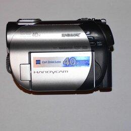 Видеокамеры - Видеокамера Sony Handycam DCR-DVD108, 0