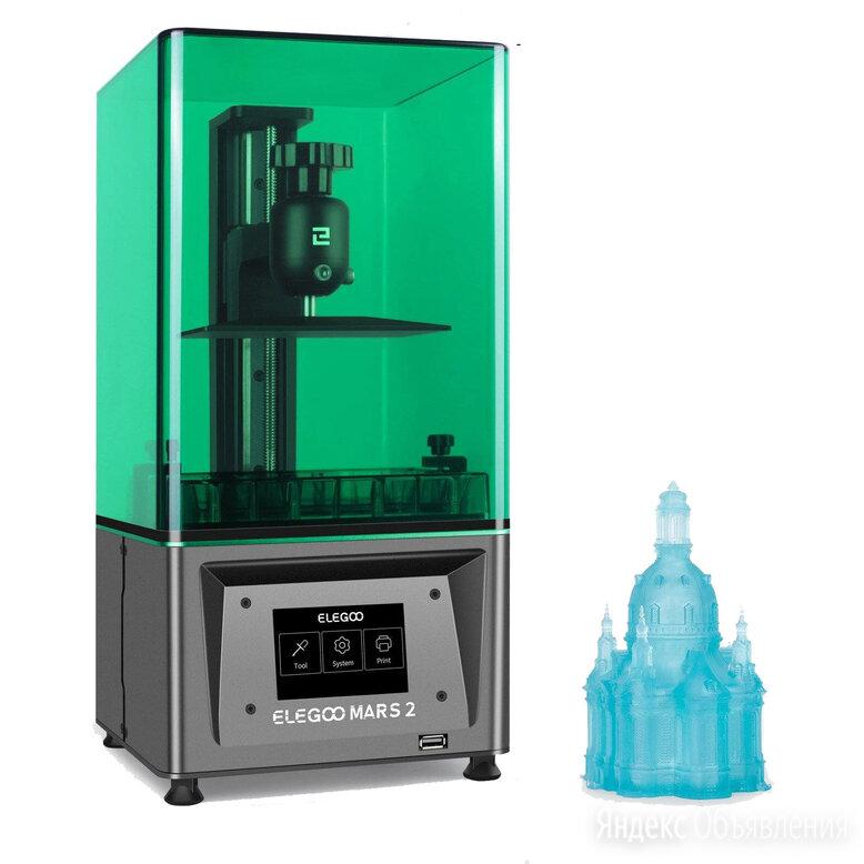 3D-принтер по цене 17132₽ - 3D-принтеры, фото 0