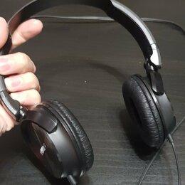 Наушники и Bluetooth-гарнитуры - Проводные закрытые наушники Philips SHL3060, 0
