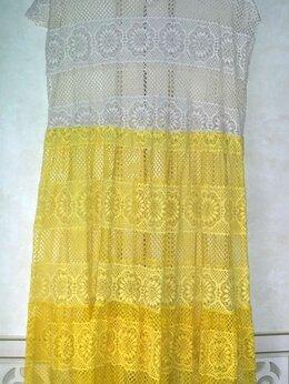 Платья -   Платье кружевное ZARA   оверсайз или  48-50…, 0