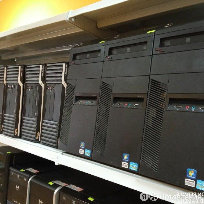 Компьютеры i3/i5 4gb/8gb с гарантией и доставкой по цене 6500₽ - Настольные компьютеры, фото 0