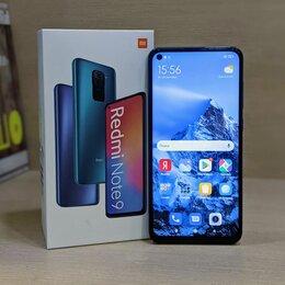 Мобильные телефоны - Смартфон Xiaomi Redmi Note 9 4/128GB NFC, 0