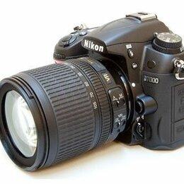 Фотоаппараты - Фотоаппарат nikon D7000 + объектив + рюкзак, 0