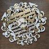 Часы деревянные со словами по цене 2750₽ - Часы настенные, фото 8