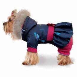 Одежда и обувь - теплый комбинезон для собаки для девочки, 0