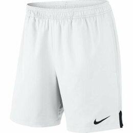 """Шорты - Шорты Nike Court 7"""" белые, для тенниса, 0"""