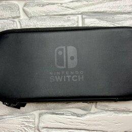 Аксессуары - Чехол Nintendo Switch оригинал, 0