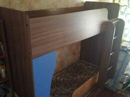 Кровати - Двухъярусная кровать деревянная на заказ, 0
