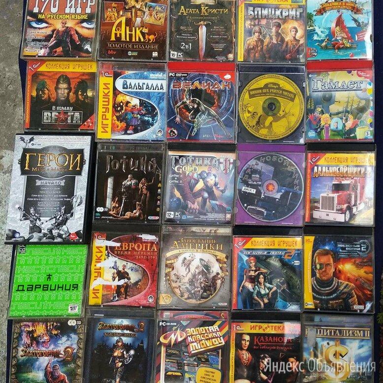 Компьютерные игры по цене 125₽ - Игры для приставок и ПК, фото 0