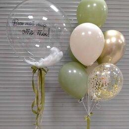 """Воздушные шары - Набор шаров Баблс 36"""" и 7 шаров, 0"""