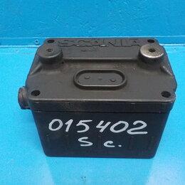 Двигатель и комплектующие - 1493769 Корпус клапана управления КПП Scania, 0