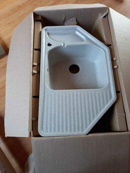 Кухонные мойки - Мойка кухонная врезная аквагранитэкс М-10, 0