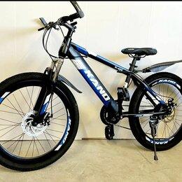 Велосипеды - Велосипед подростковый 24, 0