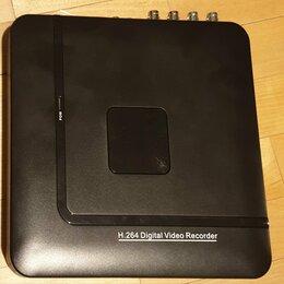 Видеорегистраторы - Гибридный видеорегистратор Maxi-Cam DVR-M008, 0