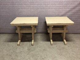 Мебель для учреждений - Столы из массива дерева, 0