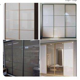 Шкафы, стенки, гарнитуры - Шкаф купе со стеклом, 0