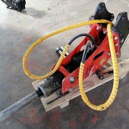 Спецтехника и навесное оборудование - Гидромолот для экскаватора-погрузчика, 0