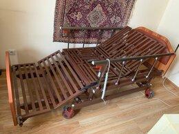 Оборудование и мебель для медучреждений - кровать для лежачего пациента с электроприводом, 0