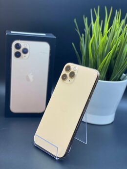Мобильные телефоны - IPhone 11Pro Gold 64GB, 0