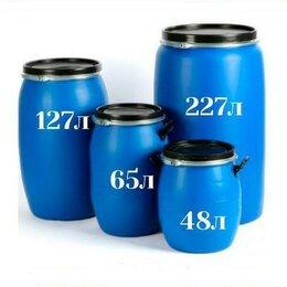 Бочки - Бочка для воды пластиковая 48 л, 65 л, 127 л, 227 литров, 0