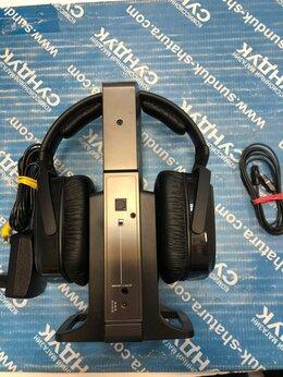 Наушники и Bluetooth-гарнитуры - Беспроводные наушники Sennheiser RS 175, 0