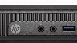 Настольные компьютеры - Неттоп HP 260 G2 intel I3 SSD Mini PC пк, 0