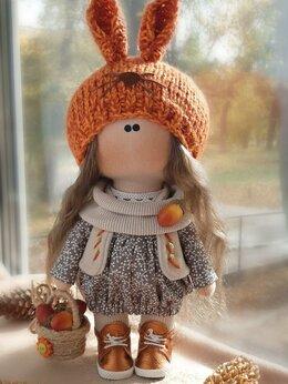 Куклы и пупсы - Кукла Белочка., 0