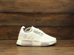 Кроссовки и кеды - Кроссовки Adidas NMD R1 white (В109) , 0