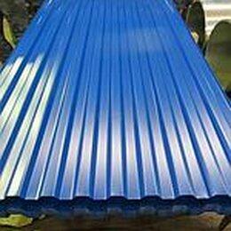 Металлопрокат - Профнастил С-8 1,2х2,5 синий, 0
