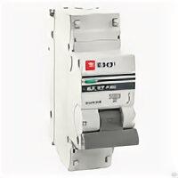 Защитная автоматика - Выключатель автоматический модульный 1п C 10А…, 0