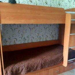 Кровати - Двухъярусная кровать, 0