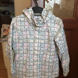 Куртки и пуховики - Куртка-ветровка для девочки 140, Icepeak, 0