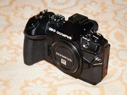 Фотоаппараты - Olympus OM-D E-M1 Mark II Body, пробег 11883 кадра, 0
