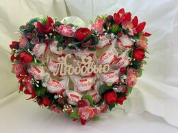 Цветы, букеты, композиции - Сладкий букет, 0