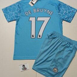 Комплекты и форма - Детская футбольная форма Манчестер сити кевина де брюйне, 0