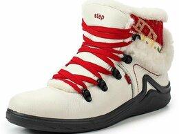 Ботинки - Ботинки спортивные натуральная кожа и мех S-tep…, 0