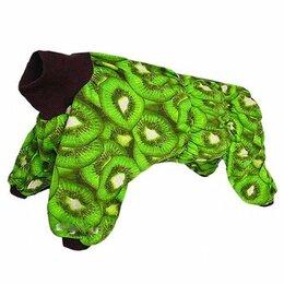 Одежда и обувь - комбинезон трикотажный  х.б. пыльник для собаки, 0